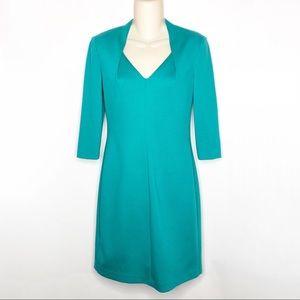 T Tahari | Ponte Knit Dress - Lined